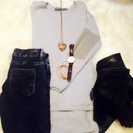 Lisa Kleidungskombination