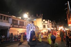 Esala Perahera - das Elefantenfest in Sri Lanka