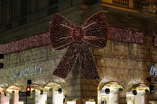 Weihnachtsdeko in Wien