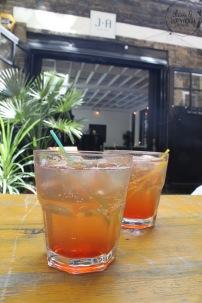 Gin Cocktail @ Gin Tour
