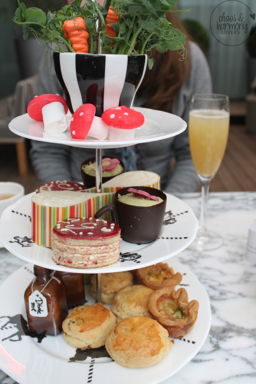 Mad Hatters Afternoon Tea