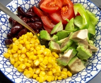 Avocado Mexican Bowl
