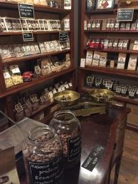 Choco Cafe shop