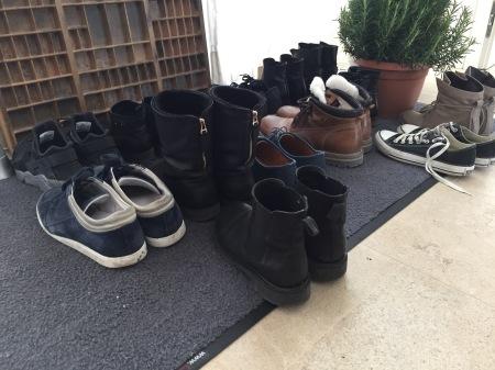 sooo many Shoes