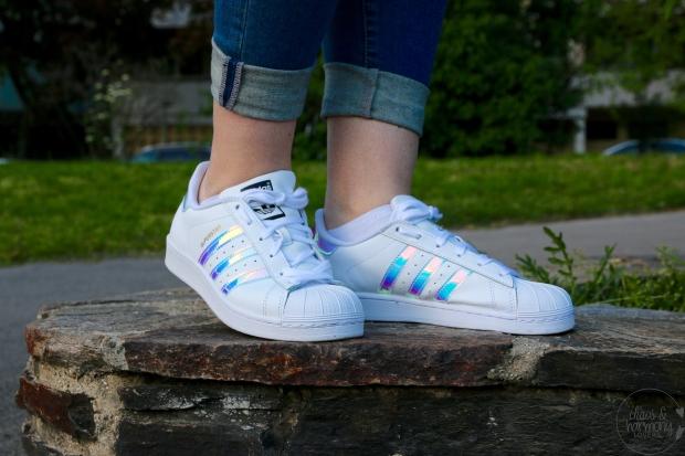 Adidas Superstar Holographic