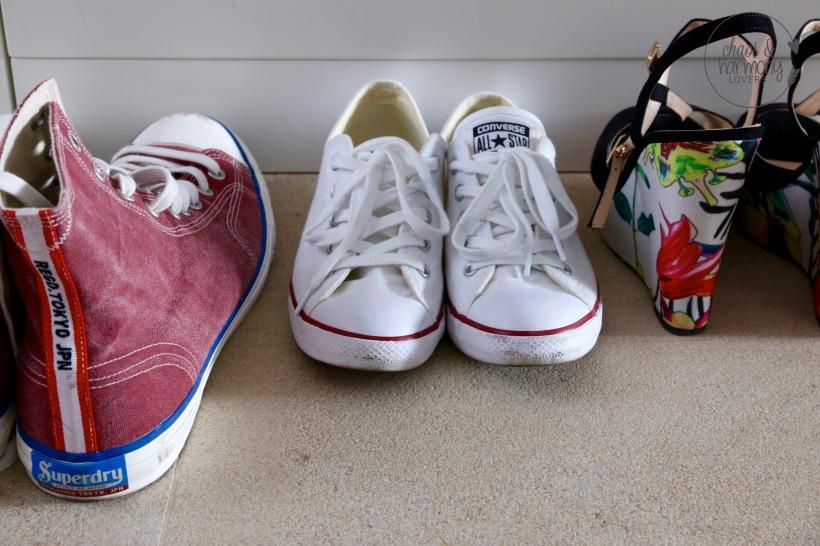 Flats or High Heels?