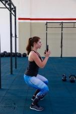 Squat Bewegung