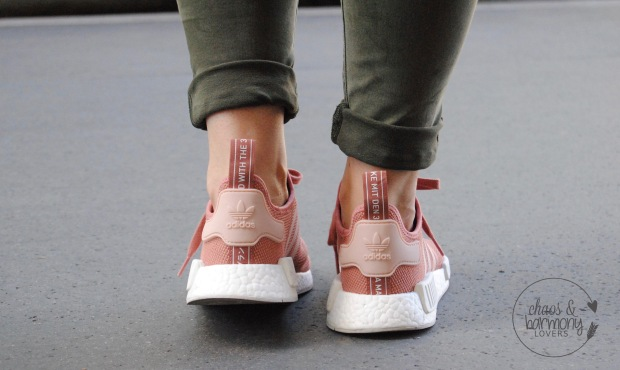 Adidas NMD Raw Pink 1