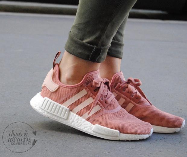 Adidas NMD Raw Pink seitlich