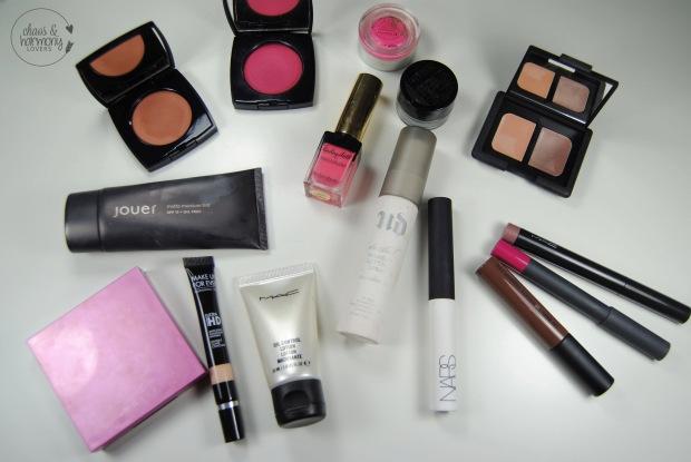 Hitze festes Make up Produkte