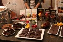 Schokoladenauswahl Lindt
