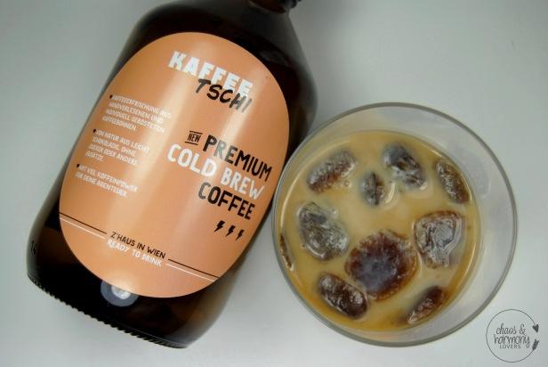 Kaffeetschi Eiswürfel