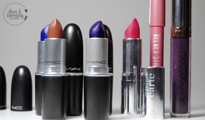 Matte Lippenstifte