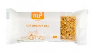 nu3 Oat Energy Bar