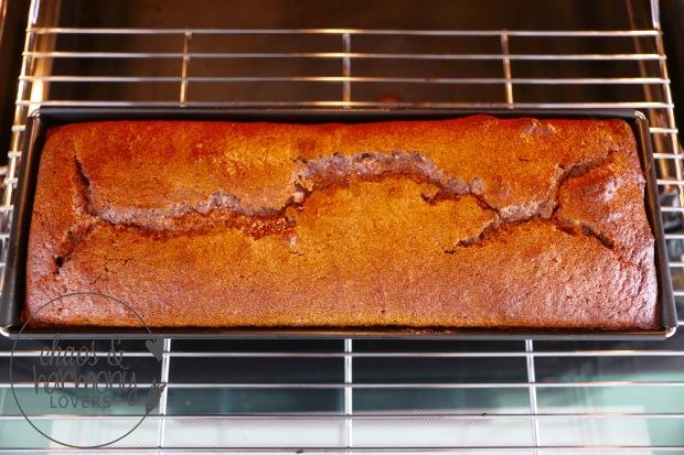 fertiger Schoko-Bohnen Kuchen
