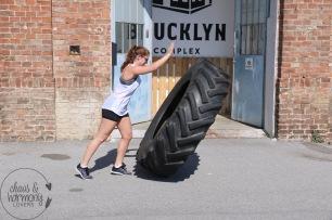 Tire Flips 5