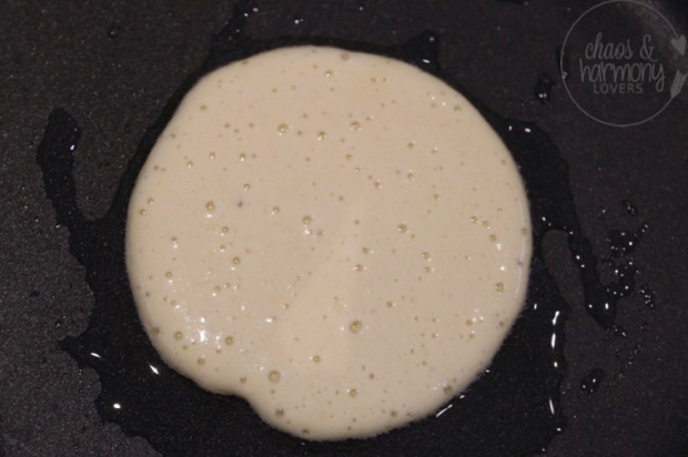 Ricotto-Pancake-Teig