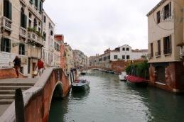 Venedig und eine eher untouristische Gasse
