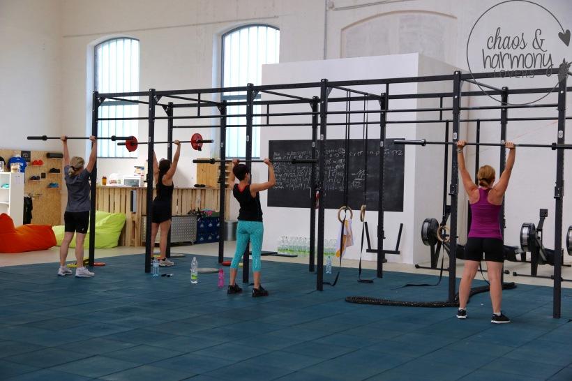 Functional Training im Brucklyn Complex
